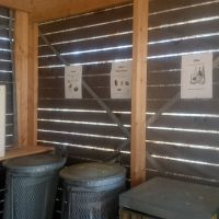Affaldssortering og genbrug i Himmerlandsbyen