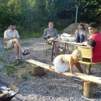 Fælles arbejds- og hyggedage i Himmerlandsbyen